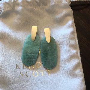 Kendra Scott Amazonite Aragon Earrings